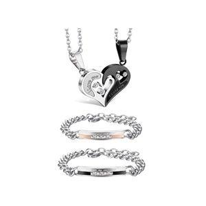 You are & I am Necklace Bracelets